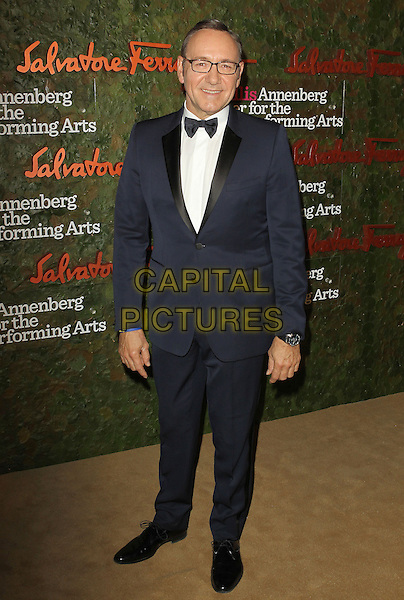 Kevin Spacey<br /> Wallis Annenberg Center For The Performing Arts Inaugural Gala held at Wallis Annenberg Center For The Performing Arts,  Beverly Hills, California, USA, 17th October 2013.<br /> full length black tuxedo tux bow tie <br /> CAP/ADM/KB<br /> &copy;Kevan Brooks/AdMedia/Capital Pictures