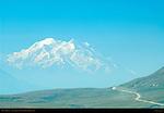 Mount McKinley, Alaska Range, Denali National Park, Alaska
