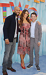 "HOLLYWOOD, CA - NOVEMBER 13: Common, Sofia Vergara and Elijah Wood attend the ""Happy Feet Two"" Los Angeles premiere held at the Grauman's Chinese Theatre on November 13, 2011 in Hollywood, California."