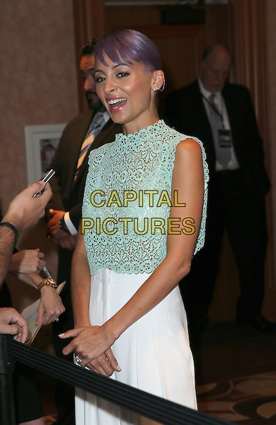 17 June 2014 - Las Vegas, Nevada - Nicole Richie. 2014 Licensing Expo celebrity appearances day 1 at Mandalay bay Convention Center. <br /> CAP/ADM/MJT<br /> &copy; MJT/ADM/Capital Pictures