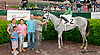 Long Legged Girl winning at Delaware Park on 6/8/13