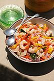 USA, Tennessee, Nashville, Iroquois Steeplechase, shrimp dish