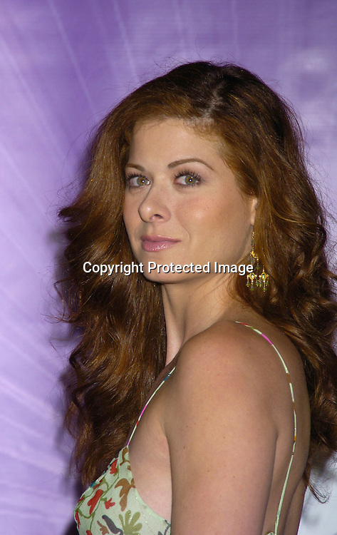 Debra Messing ..at The NBC Universal Upfront announcement of their new ..Shows on May 16, 2005 at Radio City Musci Hall. ..Photo by Robin Platzer, Twin Images