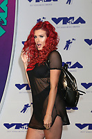 LOS ANGELES - AUG 27:  Justina Valentine at the MTV Video Music Awards 2017 at The Forum on August 27, 2017 in Inglewood, CA