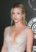 06 January 2018 - Santa Monica, California - Lili Reinhart. The Art Of Elysium's 11th Annual Black Tie Artistic Experience HEAVEN Gala held at Barker Hangar. <br /> CAP/ADM/FS<br /> &copy;FS/ADM/Capital Pictures