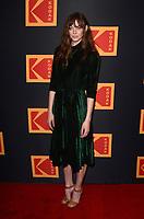 Analeigh Tipton<br /> at the 3rd Annual Kodak Film Awards, Hudson Loft, Los Angeles, CA 02-15-19<br /> David Edwards/DailyCeleb.com 818-249-4998