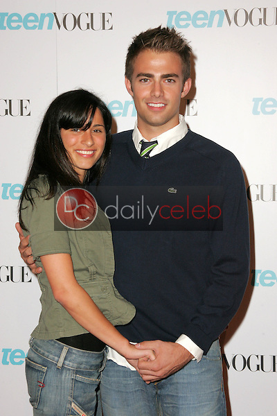 Ali Moses and Jonathan Bennett<br /> At the release party for the Teen Vogue Young Hollywood Issue, The Hollywood Roosevelt Hotel, Hollywood, CA 09-20-05<br /> David Edwards/DailyCeleb.Com 818-249-4998