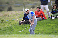Brett Rumford (AUS) on the 10th during Round 3 of the Open de Espana 2018 at Centro Nacional de Golf on Saturday 14th April 2018.<br /> Picture:  Thos Caffrey / www.golffile.ie<br /> <br /> All photo usage must carry mandatory copyright credit (&copy; Golffile | Thos Caffrey)