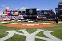 General view,<br /> SEPTEMBER 22, 2013 - MLB :<br /> Retirement ceremony of Mariano Rivera of the New York Yankees before the Major League Baseball game against the San Francisco Giants at Yankee Stadium in The Bronx, New York, United States. (Photo by Thomas Anderson/AFLO) (JAPANESE NEWSPAPER OUT)