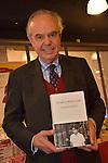 ©www.agencepeps.be/ F.Andrieu - Belgique -Bruxelles - 140110 - Frédéric Mittérand était à Bruxelles pour la présentation de son nouvel ouvrage.