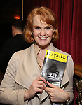Kate Baldwin attend Broadway's 'Boys in the Band' hosted Midnight Performance of 'Three Tall Women' to Honor Director Joe Mantello at the Golden Theatre on May 17, 2018 in New York City.