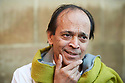 Vikram Seth, novelist and poet at The Oxford Literary Festival 2017 CREDIT Geraint Lewis