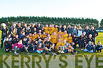 CHAMPIONS: The Listowel's Emmets team winners of the Bernard O'Callaghan Memorial Senior Football Championship Final 2008 at Moyvane on Sunday..