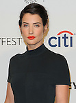 "Cobie Smulders at the 2014 PaleyFest ""How I Met Your Mother"" Series Farewell, held at The Dolby Theatre in Los Angeles on March 15, 2014"