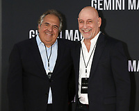 "LOS ANGELES - OCT 6:  Jim Gianopulos, Alan Nierob at the ""Gemini"" Premiere at the TCL Chinese Theater IMAX on October 6, 2019 in Los Angeles, CA"