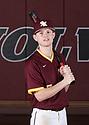 2016-2017 South Kitsap High School Varsity Baseball Team Portraits