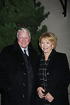 Erika Slezak & husband Brian Davies - Actors, crew, production, family come to One Life To Live's wrap party and video tribute on November 18, 2011 at Capitale, New York City, New York.  (Photo by Sue Coflin/Max Photos)