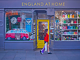 ENGLAND, Brighton, England at Home on Ship street