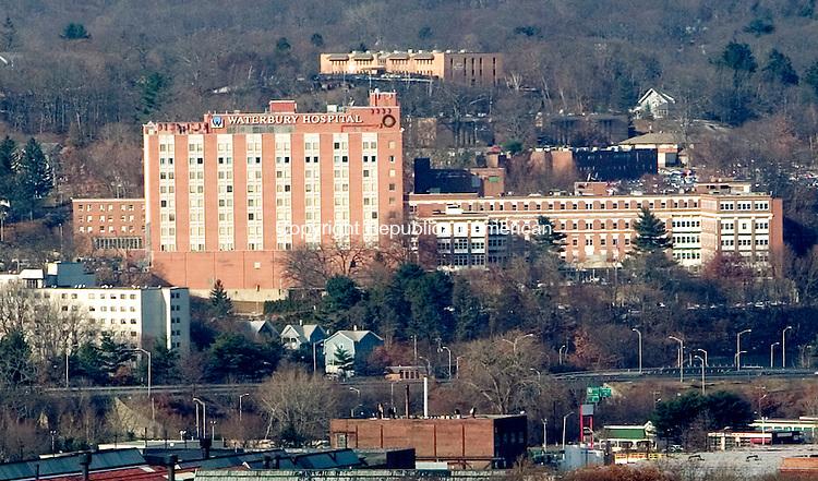 WATERBURY CT. 31  January 2008-013108SV01--Waterbury Hospital in Waterbury.<br /> Steven Valenti Republican-American