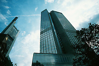 Banca Centrale Europea.European Central Bank. Francoforte.Germania.Frankfurt.Germany...