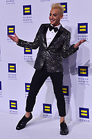 Washington, DC - October 28, 2017: Entertainer and television host Frankie J. Grande poses on the carpet at the Human Rights Campaign's National Dinner held at the Washington Convention Center October 28, 2017.  (Photo by Don Baxter/Media Images International)