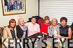 socialising<br /> ------------<br /> Friends from Manor area of Tralee had a nightout together last Friday night in the Brogue,Tralee,L-R Trish Flahety,Freda Conroy,marian Hurley,joan Lynch,Louise Farrell and jennifer Mackey