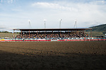 Arena during the Cody Stampede event in Cody, WY - 7.3.2019 Photo by Christopher Thompson