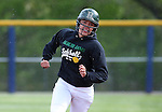 Rancho's Kayla Cole runs the bases against Reed during NIAA DI softball action at the University of Nevada, in Reno, Nev., on Friday, May 20, 2016. Rancho won 12-0 in five innings to advance to the championship. Cathleen Allison/Las Vegas Review-Journal