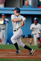 August 12, 2009:  Ricky Nolan of the Vermont Lake Monsters during a game at Dwyer Stadium in Batavia, NY.  The Lake Monsters are the Short-Season Class-A affiliate of the Washington Nationals.  Photo By Mike Janes/Four Seam Images
