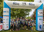 The Against Medical Advice team at the 2019 Reno Tahoe Odyssey start at Wingfield park in Reno on May 31, 2019.