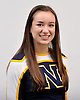 Sara Krivacsy of Northport poses for a portrait during the Newsday All-Long Island cheerleading photo shoot at company headquarters on Tuesday, Mar. 15, 2016.