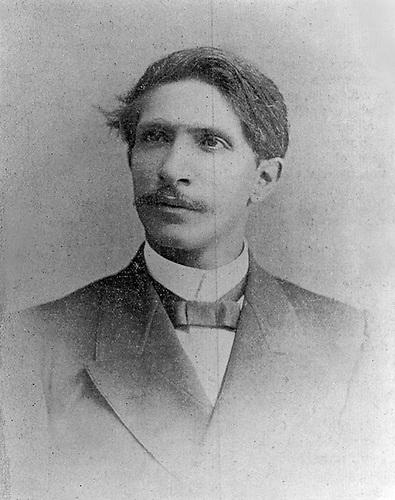 Francisco Henríquez y Carvajal (1859-1952). Padre de Francisco Noel.