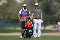Martin Kaymer (GER) on the 3rd during Round 3 of the Omega Dubai Desert Classic, Emirates Golf Club, Dubai,  United Arab Emirates. 26/01/2019<br /> Picture: Golffile | Thos Caffrey<br /> <br /> <br /> All photo usage must carry mandatory copyright credit (© Golffile | Thos Caffrey)
