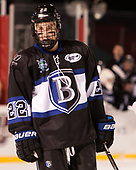 Ryner Gorowsky (Bentley - 22) - The Bentley University Falcons defeated the Army West Point Black Knights 3-1 (EN) on Thursday, January 5, 2017, at Fenway Park in Boston, Massachusetts.The Bentley University Falcons defeated the Army West Point Black Knights 3-1 (EN) on Thursday, January 5, 2017, at Fenway Park in Boston, Massachusetts.