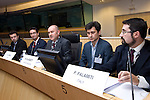 BRUSSELS - BELGIUM - 15 November 2012 -- European Training Foundation (ETF) conference on - Towards excellence in entrepreneurship and enterprise skills. -- Good practice clinics - Skills for internationalisation of SMEs - Chair: Gavril Lasku, ETF - Good practices from Serbia, United Kingdom, Italy and Jordan. -- PHOTO: Juha ROININEN /  EUP-IMAGES.