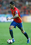 Spain's Vitolo during FIFA World Cup 2018 Qualifying Round match. March 24,2017.(ALTERPHOTOS/Acero)