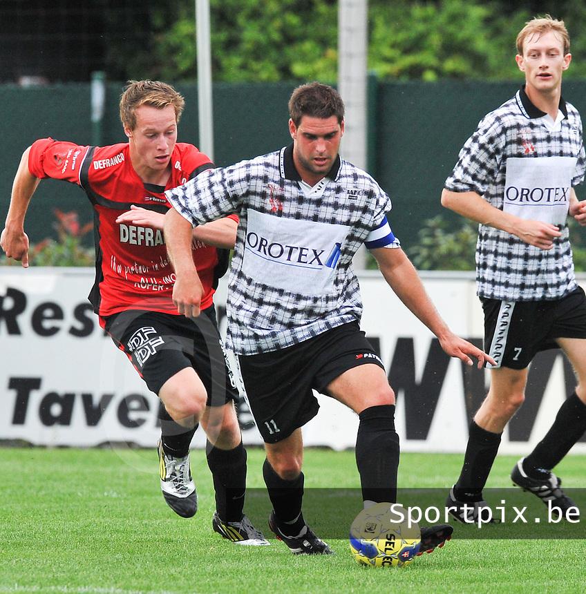 SC Oostrozebeke :  Laurens Bonte.foto  VDB / Bart Vandenbroucke