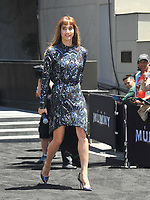 www.acepixs.com<br /> <br /> May 21 2017, LA<br /> <br /> Sofia Boutella at the Universal Celebrates 'The Mummy Day' with 75-Foot Sarcophagus Takeover at Hollywood And Highland on May 20, 2017 in Hollywood, California.<br /> <br /> By Line: Peter West/ACE Pictures<br /> <br /> <br /> ACE Pictures Inc<br /> Tel: 6467670430<br /> Email: info@acepixs.com<br /> www.acepixs.com