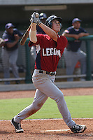 Bryce Harper of Las Vegas High School in Las Vegas, NV, playing for the Legion team at the 2009 Tournament of Stars held at  the USA Baseball National Training Center in Cary, NC on June 23, 2009.
