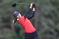 Yudika Ann Rodriguez (Puerto Rico) during final day of the World Amateur Team Championships 2018, Carton House, Kildare, Ireland. 01/09/2018.<br /> Picture Fran Caffrey / Golffile.ie<br /> <br /> All photo usage must carry mandatory copyright credit (&copy; Golffile | Fran Caffrey)