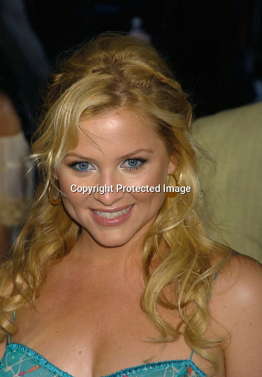 "Jessica Capshaw ..at the US Premiere of ""War of the World"" on June 23, 2005 at The Ziegfeld Theatre. ..Photo by Robin Platzer, Twin Images"
