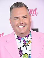 "13 May 2019 - Los Angeles, California - Ross Matthews. ""RuPaul's Drag Race"" Season 11 Finale held at the Orpheum Theatre. Photo Credit: Birdie Thompson/AdMedia"