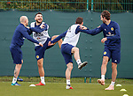 09.10.2018 Scotland training, Oriam: Robert Snodgrass