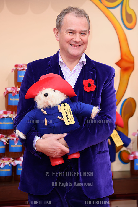 Hugh Bonneville at the &quot;Paddington 2&quot; premiere at the NFT South Bank, London, UK. <br /> 05 November  2017<br /> Picture: Steve Vas/Featureflash/SilverHub 0208 004 5359 sales@silverhubmedia.com