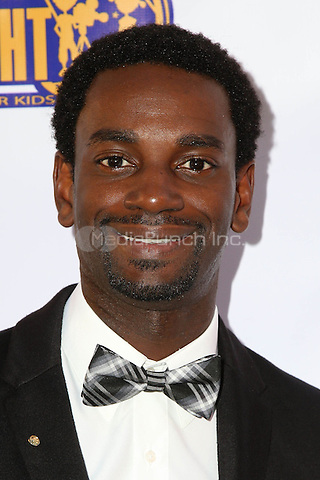 LOS ANGELES, CA - NOVEMBER 7: Mo McRae at the Kids In The Spotlight's Movies By Kids, For Kids Film Awards at Fox Studios in Los Angeles, California on November 7, 2015. Credit: David Edwards/MediaPunch