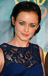 UNIVERSAL CITY, CA. - August 09: Actress Alexis Bledel  poses in the press room during the Teen Choice Awards 2009 held at the Gibson Amphitheatre on August 9, 2009 in Universal City, California.