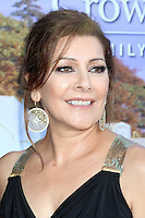 BEVERLY HILLS, CA - JULY 27: Marina Sirtis at the Hallmark Channel and Hallmark Movies and Mysteries Summer 2016 TCA press tour event on July 27, 2016 in Beverly Hills, California. Credit: David Edwards/MediaPunch