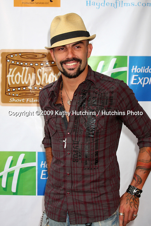 "Brent Gorcie arriving at the Screening of ""Knuckle Draggers""  at the Sunset 5 Theaters in W. Hollywood, CA  on August 12,  2009 .©2009 Kathy Hutchins / Hutchins Photo."