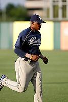 Rymer Liriano ---  AZL Padres - 2009 Arizona League.Photo by:  Bill Mitchell/Four Seam Images