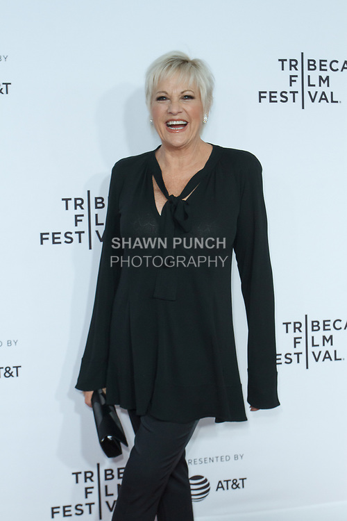 "Lorna arrives at the Clive Davis: ""The Soundtrack Of Our Lives"" world premiere for the Opening Night of the 2017 TriBeCa Film Festival on April 19, 2017 at Radio City Music Hall."